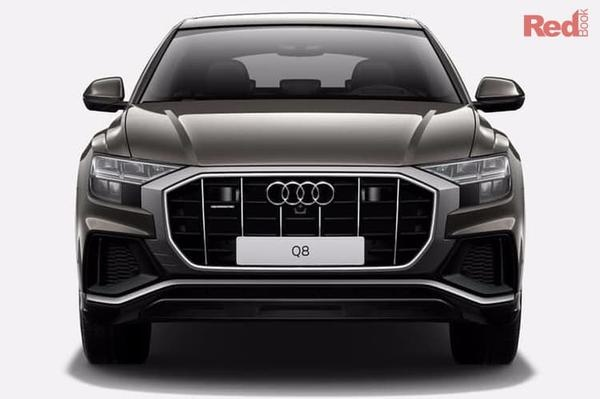 Audi Q8 55 TFSI