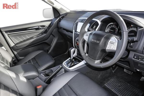 Isuzu MU-X LS-T MU-X LS-T 4x2 7 seat auto from $47,990 drive away