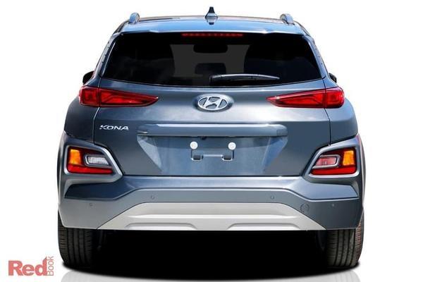 Hyundai Kona Elite Selected Kona Elite models - $500 Factory Bonus OR Finance Offer available
