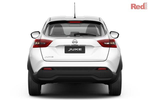 Nissan JUKE ST+