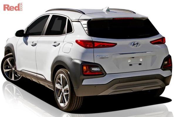 Hyundai Kona Highlander Selected Kona Highlander models - $500 Factory Bonus OR Finance Offer available