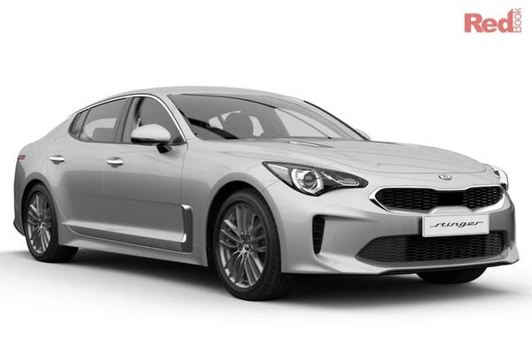 Kia Stinger 200S Stinger 200S automatic from $50,490 drive away, Finance Offer available