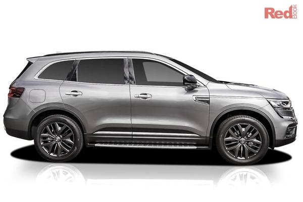 Renault Koleos Black Edition