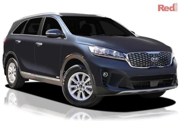 Kia Sorento Si Sorento Si diesel automatic from $47,490 drive away + 3 Years Free Scheduled Servicing, Finance Offer available + Free Entertainment Pack