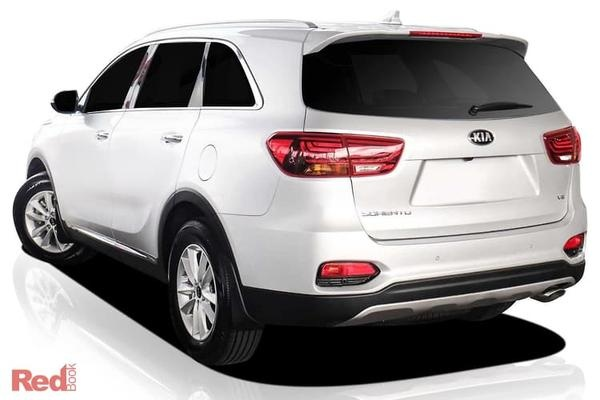 Kia Sorento Si Sorento Si petrol automatic from $44,490 drive away + 3 Years Free Scheduled Servicing, Finance Offer available + Free Entertainment Pack