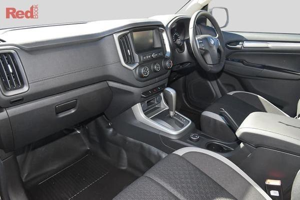 Holden Colorado LS