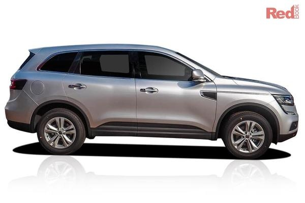 Renault Koleos Life Koleos models - 7 year/Unlimited km Warranty + 3 Years Free Service and Finance Offer available