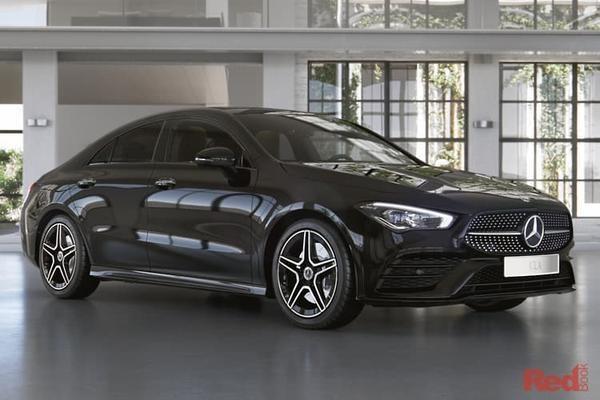 Mercedes-Benz CLA-Class CLA250