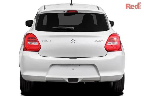 Suzuki Swift GL Navigator