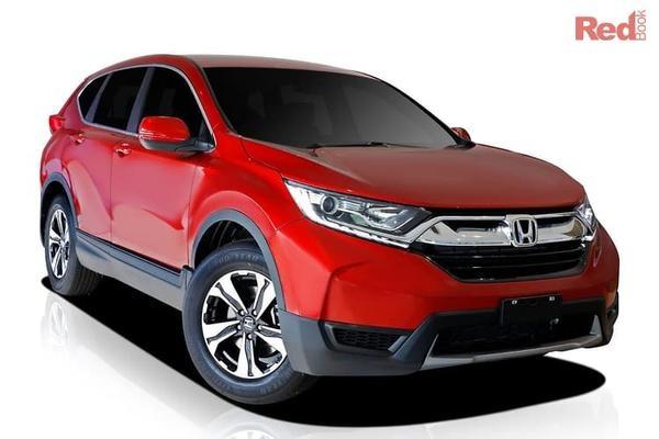 Honda CR-V Vi