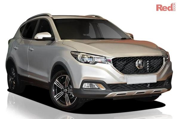 MG ZS Excite Plus 2018 MY19 MG ZS Excite Plus 1.0L turbo petrol auto from $24,990 drive away with $555 Cashback Bonus + MG Gift Pack