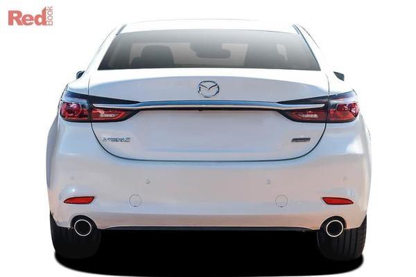 Mazda 6 Sport 2019 Mazda6 Sport Sedan from $33,990 drive away