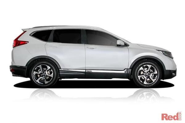Honda CR-V VTi-L Selected CR-V models - Free 7 Year Unlimited KM Warranty & 7 Year Premium Roadside Assist