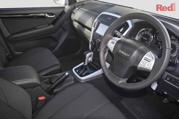Isuzu MU-X LS-M MU-X LS-M 4x2 7 seat auto from $40,990 drive away