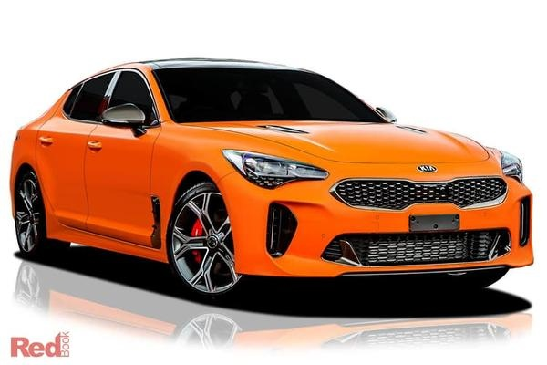 Kia Stinger GT Stinger GT automatic from $63,990 drive away, Finance Offer available