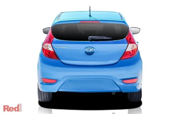 Hyundai Accent Sport Accent Sport petrol automatic hatch/sedan from $17,590 drive away