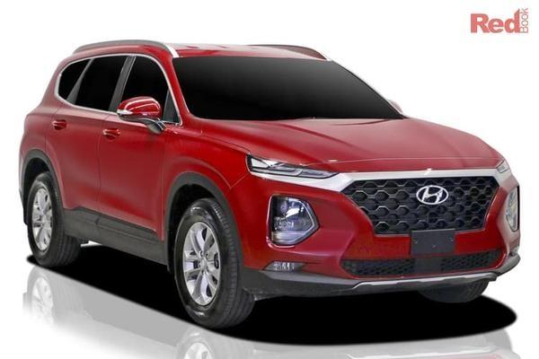 Hyundai Santa Fe Active MY19 Santa Fe Active 2.2 diesel auto from $45,990 drive away