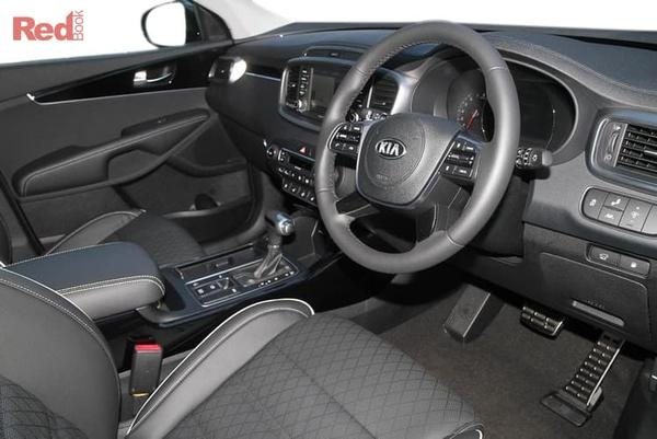 Kia Sorento GT-Line Sorento GT-Line petrol automatic from $58,490 drive away + 3 Years Free Scheduled Servicing, Finance Offer available + Free Entertainment Pack