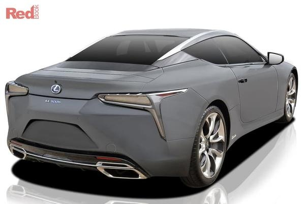 Lexus LC LC500h