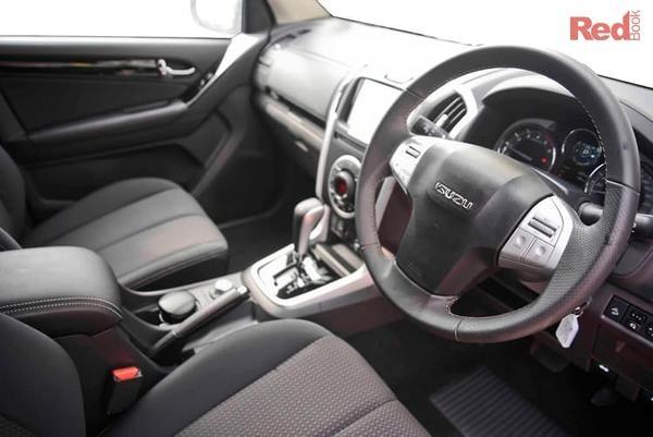 Isuzu MU-X LS-U MU-X LS-U 4x4 7 seat auto from $50,990 drive away