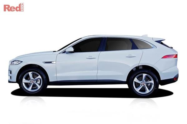 Jaguar F-PACE 20d Selected F-PACE models - Receive $4,000 worth of Complimentary Extras