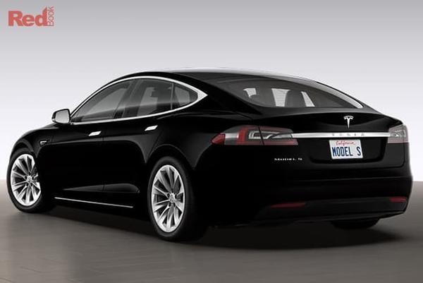 Tesla Model S Long Range
