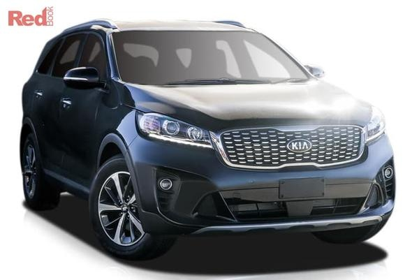 Kia Sorento SLi Sorento SLi petrol automatic from $49,990 drive away + 3 Years Free Scheduled Servicing, Finance Offer available + Free Entertainment Pack