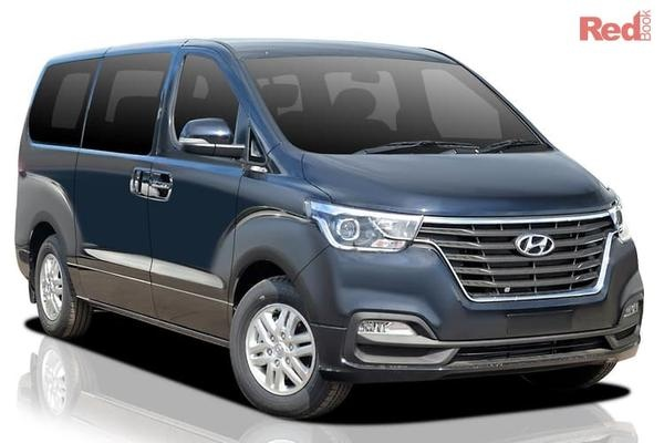 Hyundai iMax Active MY19 iMax Active 2.5 diesel auto from $44,990 drive away