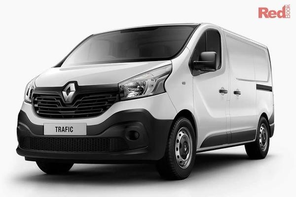 Renault Trafic 85kW Trafic LWB 85kW manual from $35,990 drive away (ABN buyers only)