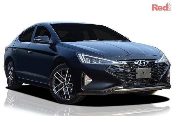 Hyundai Elantra Sport Elantra and i30 models - 7 year warranty