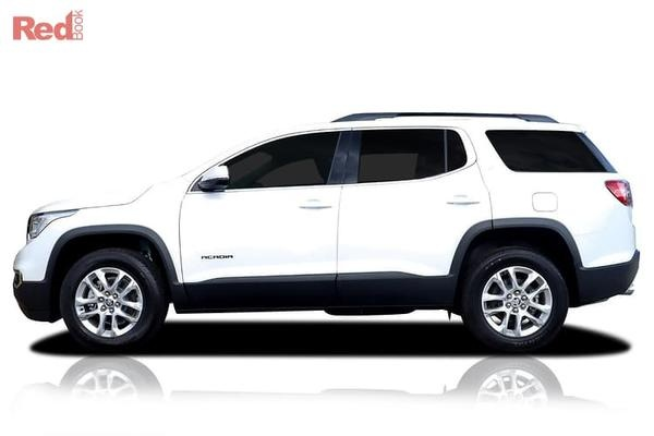 Holden Acadia LT Acadia LT 2WD auto from $43,990 drive away