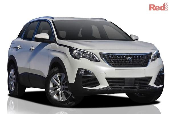 Peugeot 3008 Active 3008 range - Free 3 year scheduled servicing