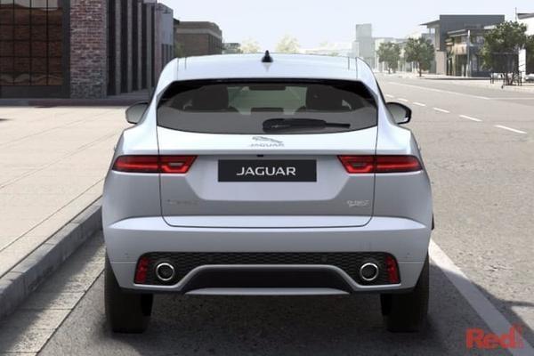 Jaguar E-PACE P250