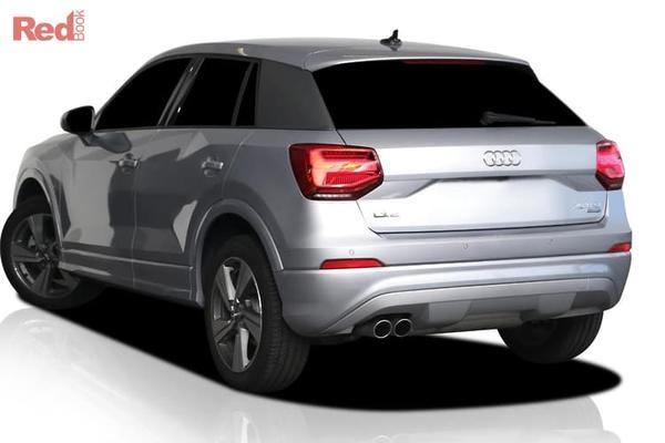 Audi Q2 40 TFSI