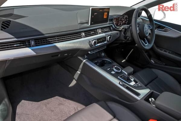 Audi A5 40 TFSI Selected Audi models - Complimentary registration, stamp duty and CTP + Complimentary 5 years/75,000km scheduled servicing + 5 year manufacturer's warranty