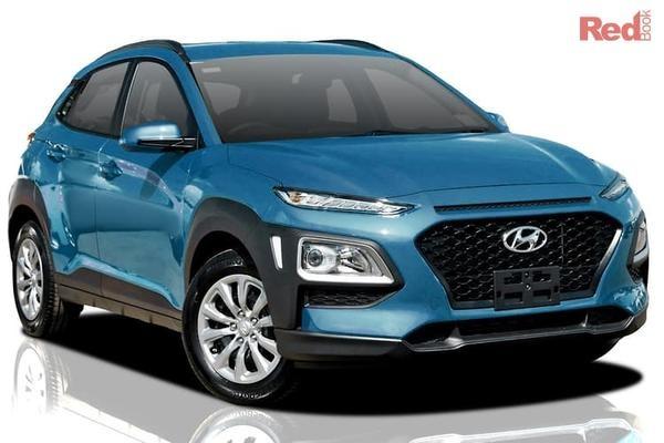 Hyundai Kona Go