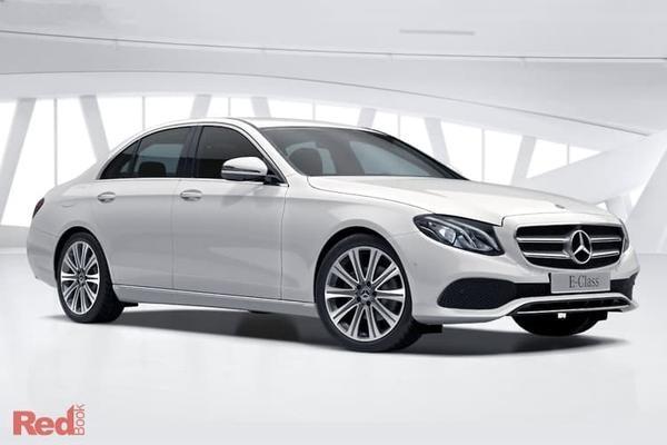 Mercedes-Benz E-Class E220 d Mercedes-Benz passenger cars - Finance Offer available