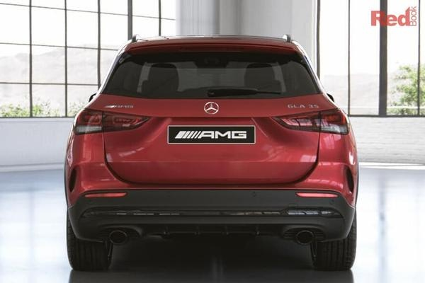 Mercedes-Benz GLA-Class GLA35 AMG