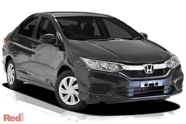 Honda City VTi