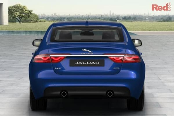 Jaguar XF 30t