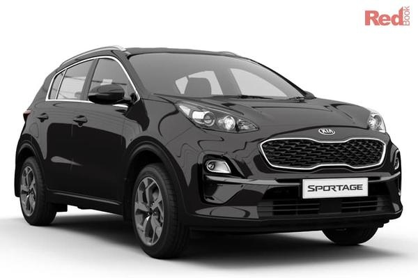 Kia Sportage S Sportage S diesel automatic from $36,990 drive away, Finance Offer available