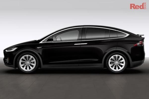 Tesla Model X Long Range