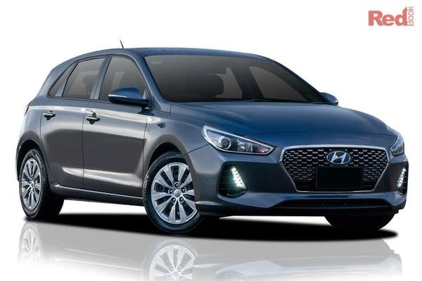 Hyundai i30 Go i30 Go 2.0 petrol manual hatch from $20,990 drive away