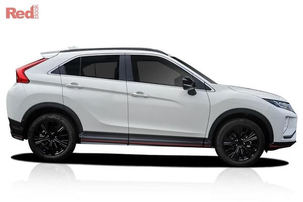 Mitsubishi Eclipse Cross Black Edition MY19 Eclipse Cross 2WD Black Edition CVT from $31,990 drive away
