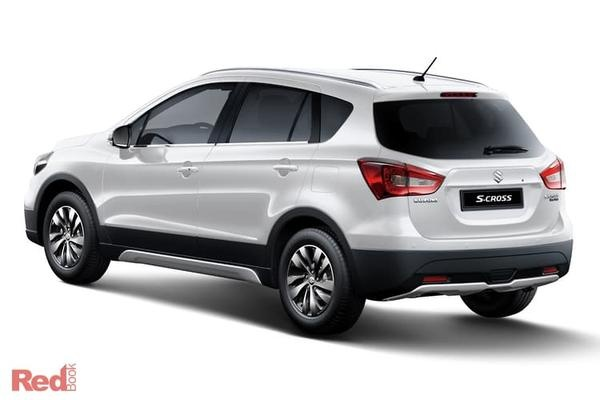 Suzuki S-Cross Turbo