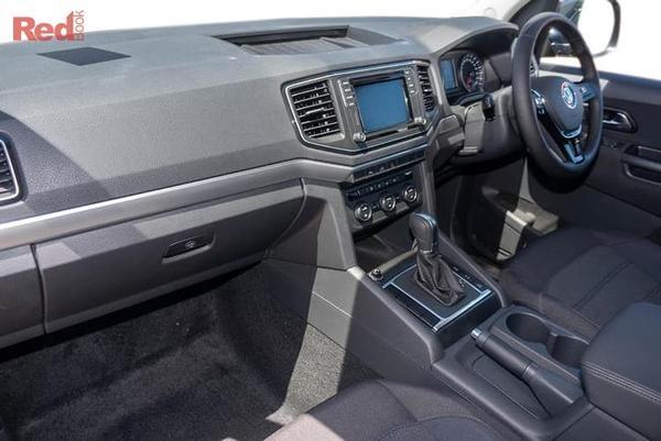 Volkswagen Amarok TDI550 Amarok V6 Sportline 4x4 Dual Cab TDI550 auto from $53,990 drive away