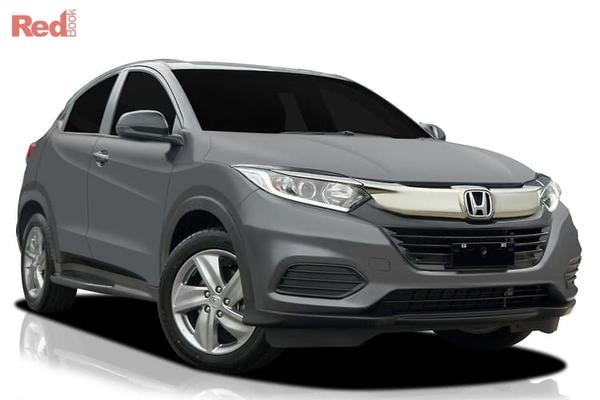 Honda HR-V 50 Years Edition HR-V 50 Years Edition auto from $28,990 drive away with Free 7 Year Unlimited KM Warranty & 7 Year Premium Roadside Assist