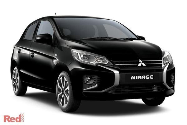 Mitsubishi Mirage LS