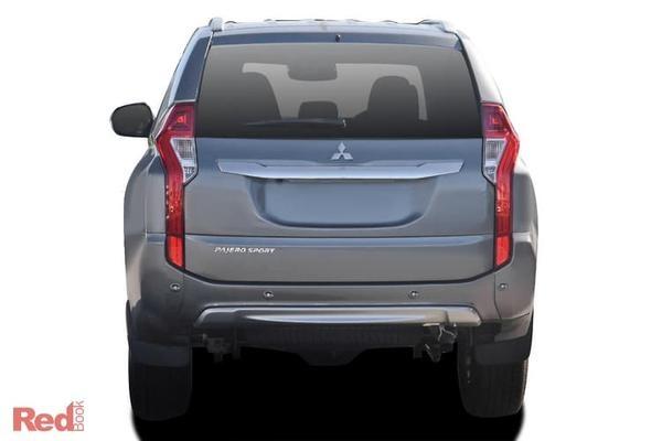 Mitsubishi Pajero Sport GLS Selected Mitsubishi models - 7 Year/150,000km Warranty plus 2 Years Free Servicing