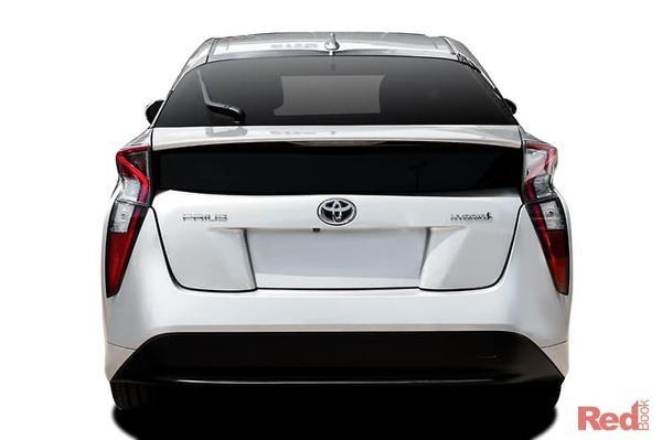 Toyota Prius i-Tech